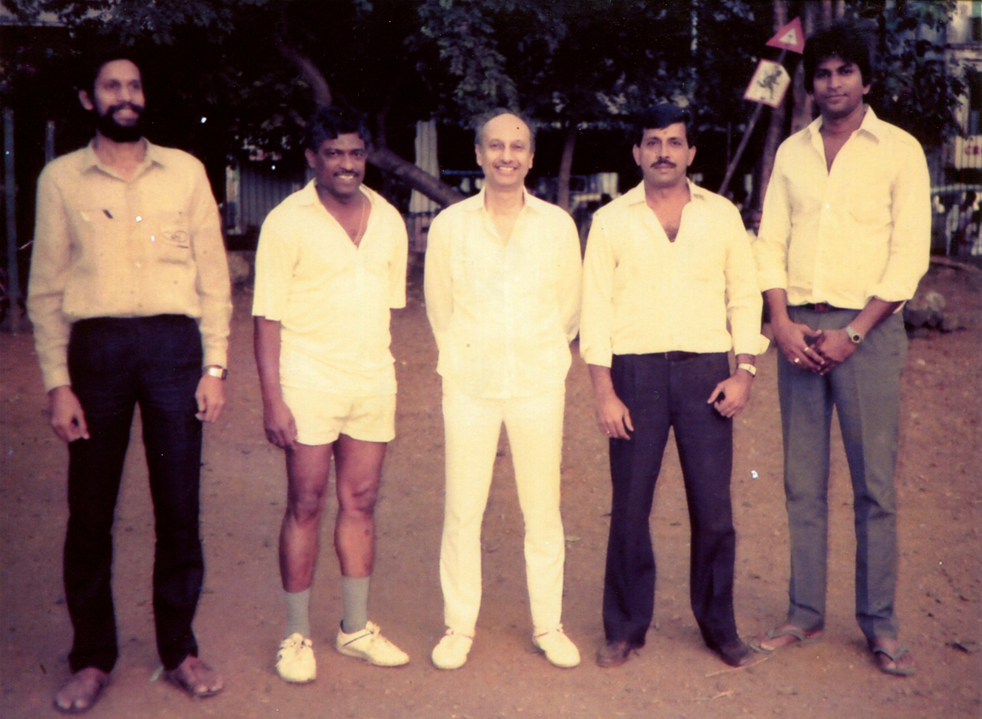 Paradkar Sir With Others
